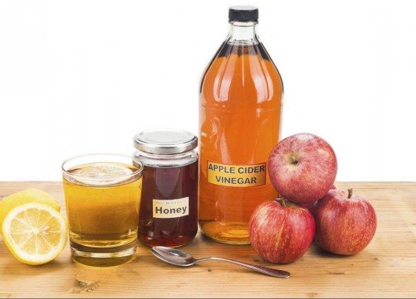 Tratarea negilor cu otet de mere